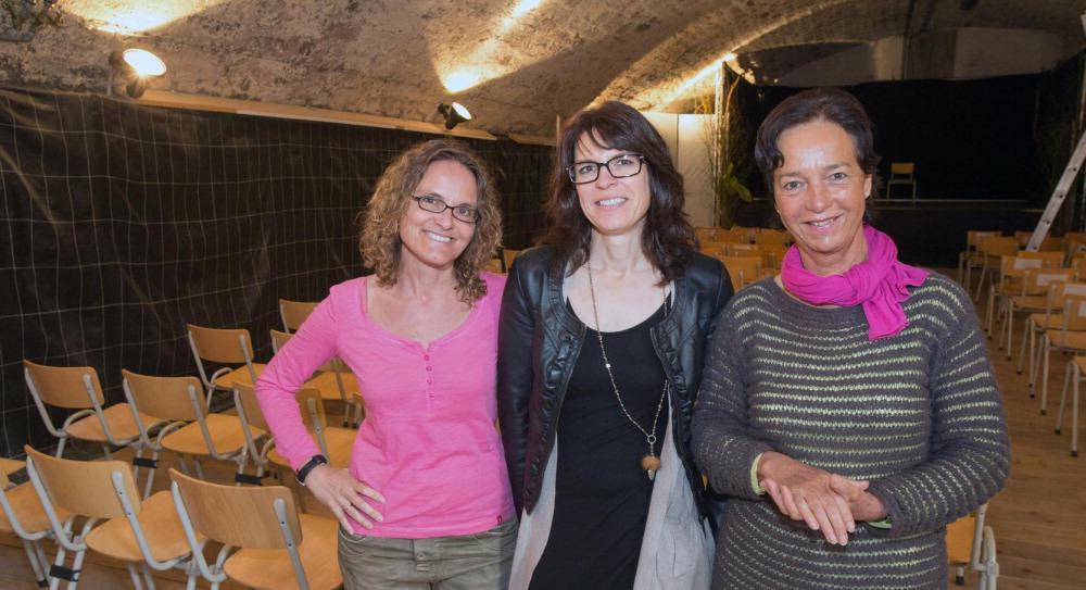 Kulturfenster Bönnigheim: Kunst-Trio in den Startlöchern